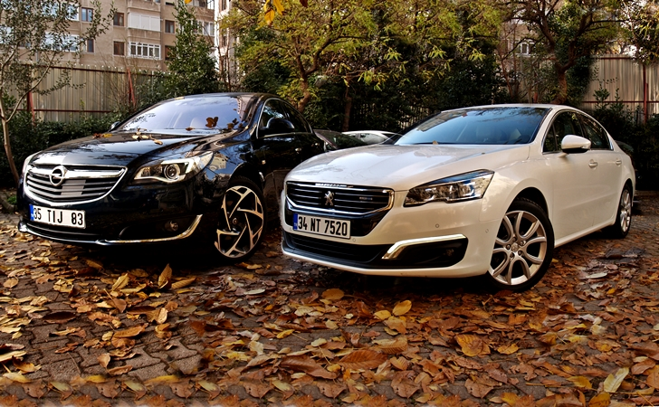 Opel Insignia 1.6 CDTI AT6 mı Peugeot 508 1.6 BlueHDi EAT6 mı?
