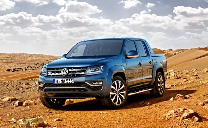VW Amarok V6'nın fiyatı açıklandı