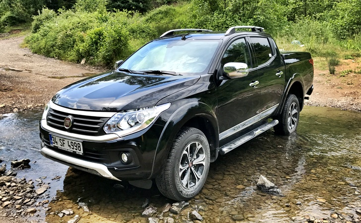 Fiat Fullback AT 4×4