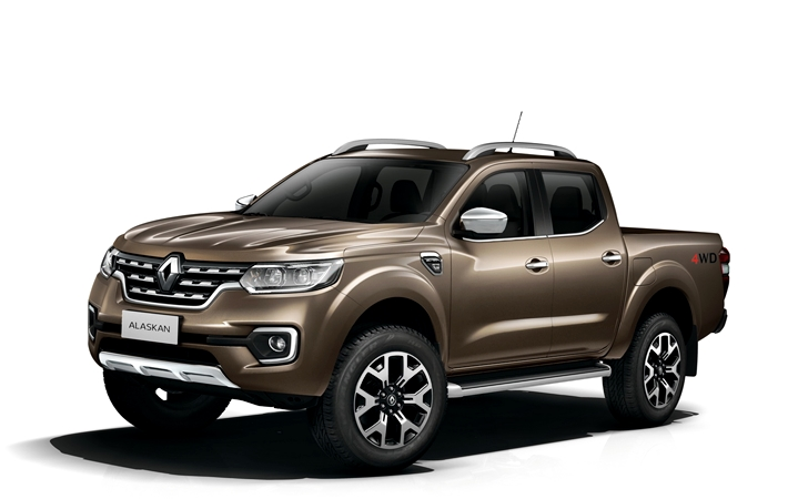 Fransız Navara'sı: Renault Alaskan
