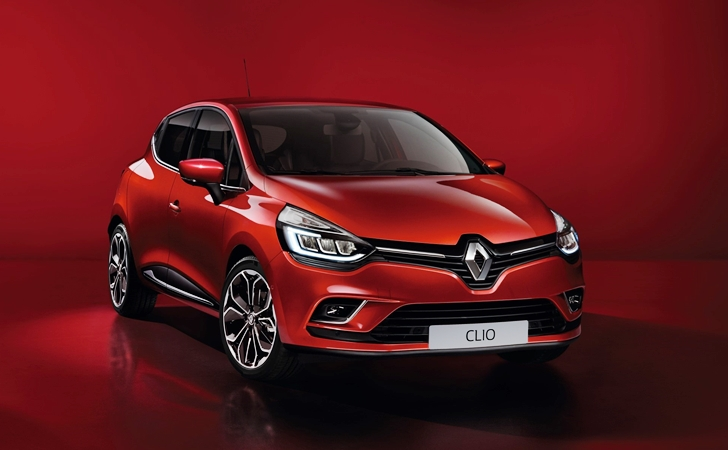 Makyajıyla karşınızda: Renault Clio