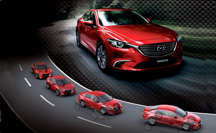 Mazda'nın son sihri: G-Vectoring Control