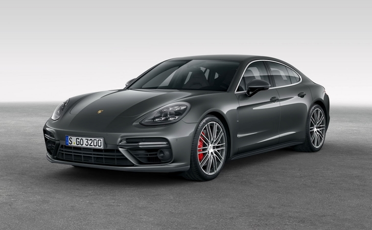 Ve işte karşınızda: Yeni nesil Porsche Panamera