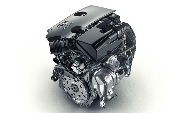 Değişken sıkıştırma oranlı ilk motor: Infiniti VC-T