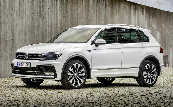 VW Tiguan'a yeni motorlar geliyor