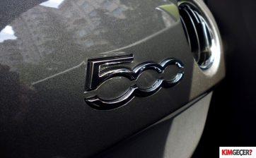 fiat 500 sürüş yorum