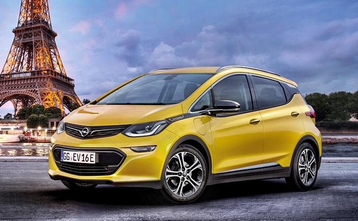 Ve işte karşınızda: Opel Ampera-e