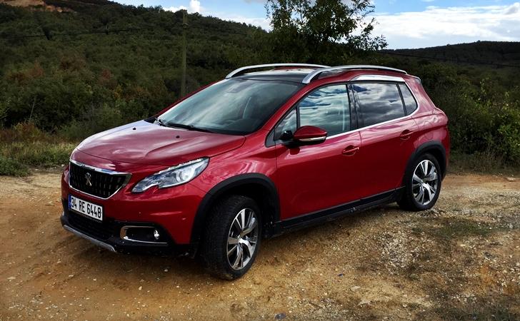 Peugeot 2008 1.2 PureTech EAT6