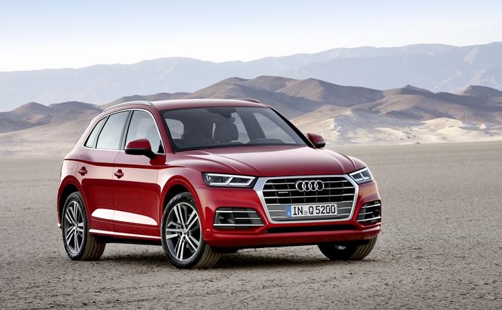 Ve işte karşınızda: Yeni nesil Audi Q5