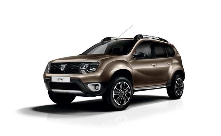Dizel Dacia Duster'a EDC geliyor