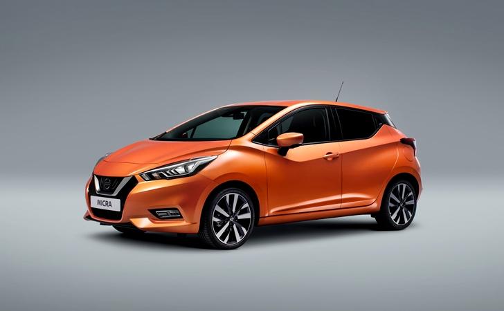 Satışa sunuldu: Yeni nesil Nissan Micra