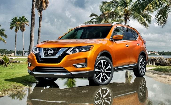 Nissan Rogue makyajlandı; sıra X-Trail'de