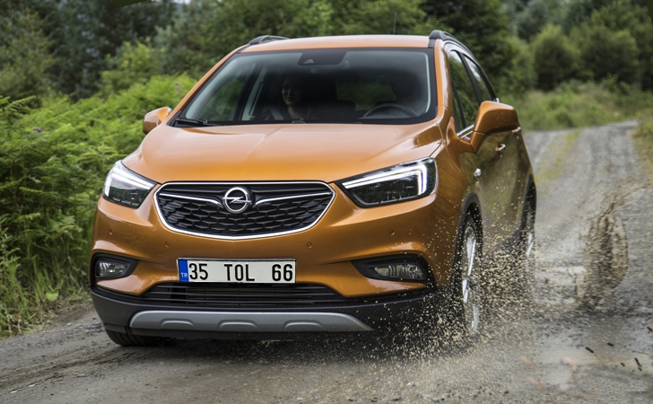 Opel Mokka X 1.6 CDTI AT