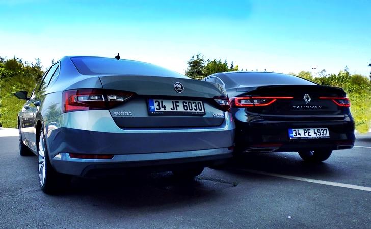 Renault Talisman mı Skoda Superb mi?