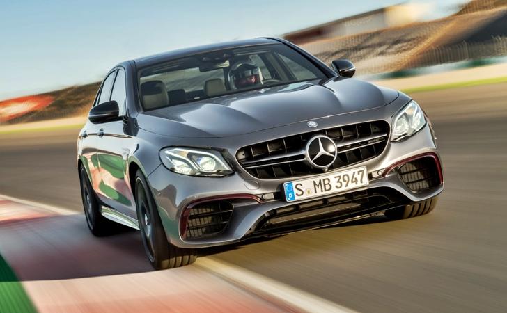 Çünkü hayat kısa: Mercedes-AMG E63 4Matic