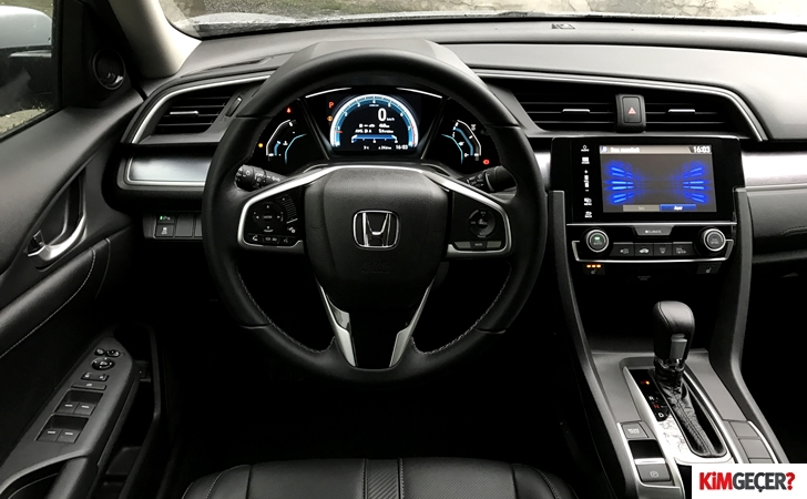 Honda Civic Sedan test yorum