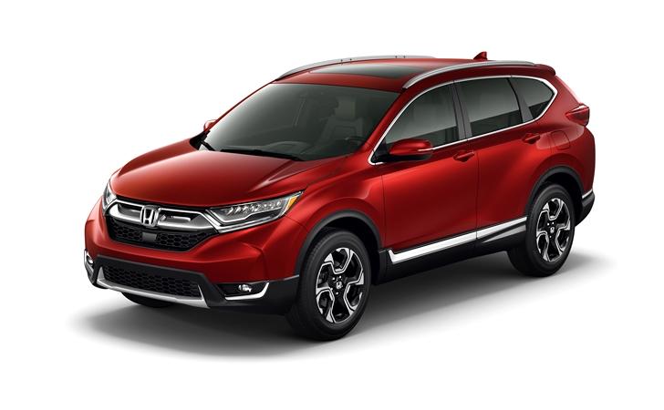 Önce ABD'ye: Yeni nesil Honda CR-V