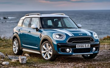 yeni kasa 2017 mini countryman