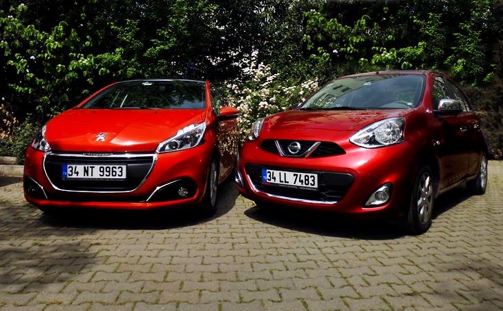 Nissan Micra mı Peugeot 208 mi?