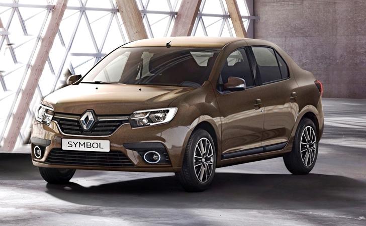 Ve işte karşınızda: Makyajlı Renault Symbol
