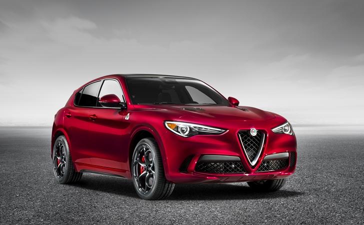 Ve işte karşınızda: Alfa Romeo Stelvio