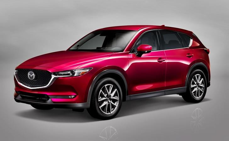 Satışa sunuldu: Yeni nesil Mazda CX-5