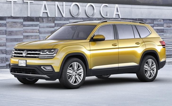 Bize de gelsin: VW Atlas