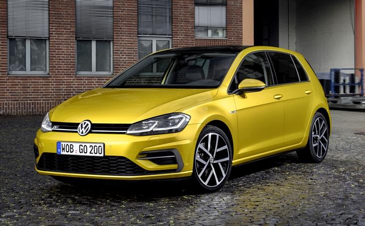 Makyajlı VW Golf fiyatları belli oldu