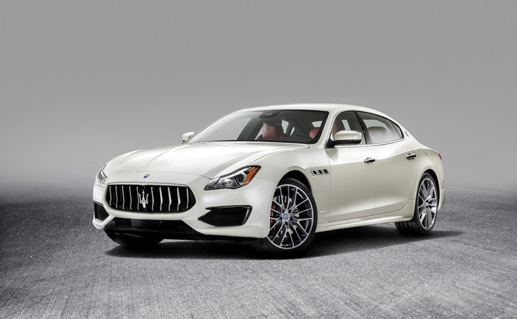 Makyajlı Maserati Quattroporte satışa sunuldu