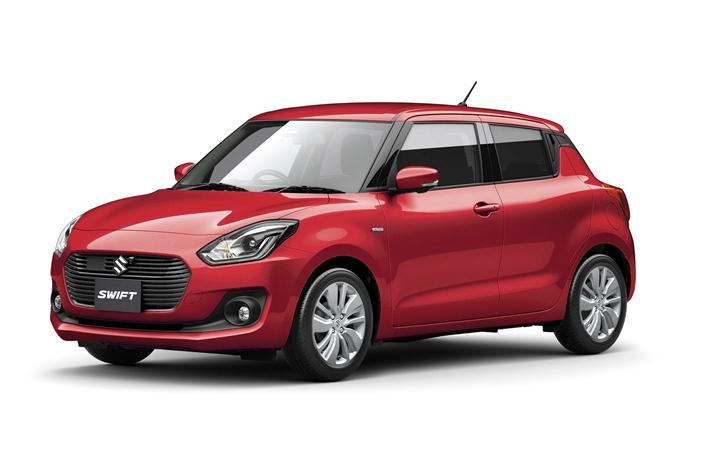 Satışa sunuldu: Yeni nesil Suzuki Swift