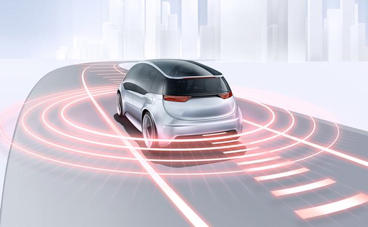 Otonom geliyor: Bosch LiDAR Sensörü