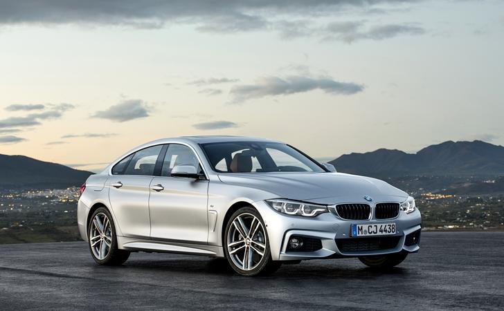 Makyajıyla karşınızda: BMW 4 Serisi