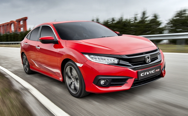 honda civic rs yorum