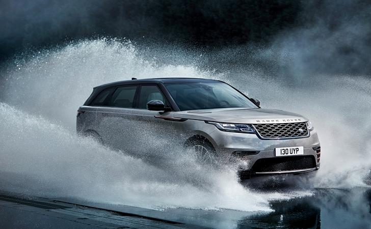 Fiyatı belli oldu: LR Range Rover Velar