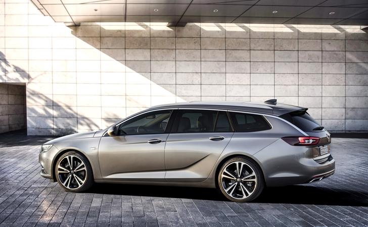 Yüküm çok diyenlere: Opel Insignia ST
