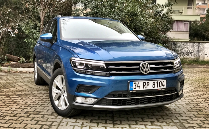 vw tiguan 1.4 tsı yorum test