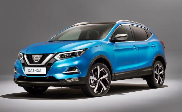 Yeni motorlarla satışa sunuldu: Nissan Qashqai
