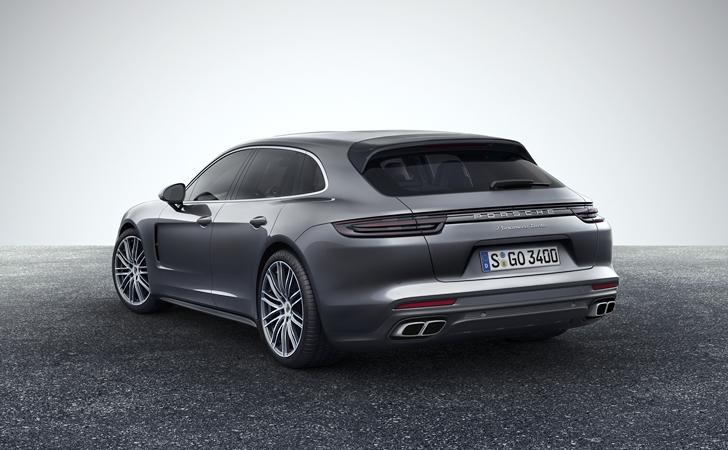 Gerçekten geldi: Porsche Panamera Sport Tourismo