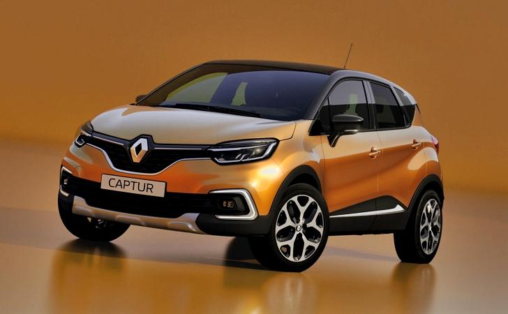 Satışa sunuldu: Makyajlı Renault Captur