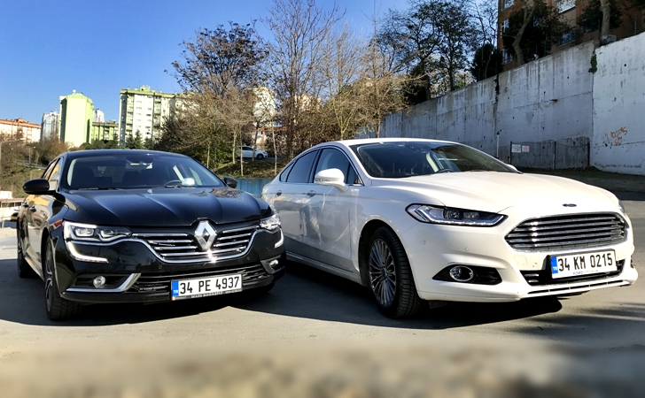 Ford Mondeo mu Renault Talisman mı?