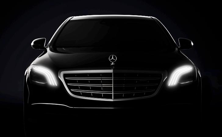 Kısmen karşınızda: Makyajlı Mercedes S Serisi