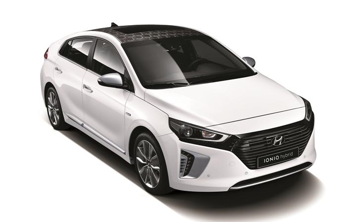 Hyundai Ioniq satışa sunuldu