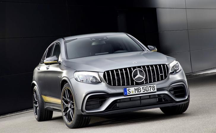 Ve işte karşınızda: Mercedes-AMG GLC 63 4MATIC+