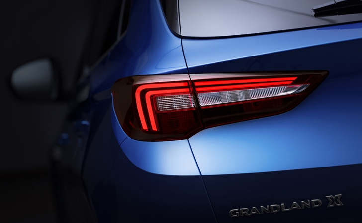 Yeni motora kavuştu: Opel Grandland X