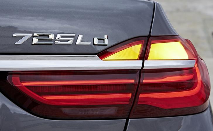 Müjde: BMW 725d satışa sunuldu