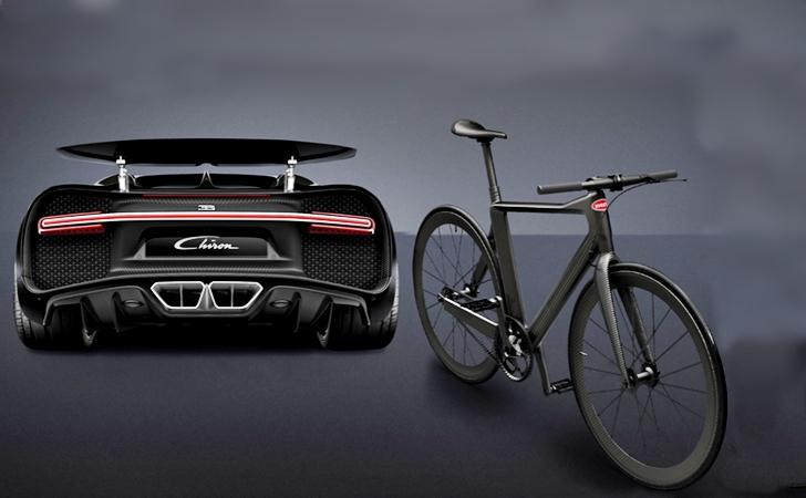 140.000 TL'ye Bugatti