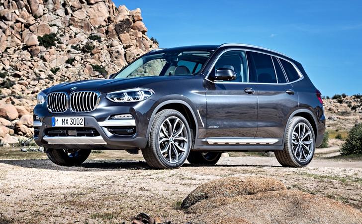 Satışa sunuldu: Yeni nesil BMW X3