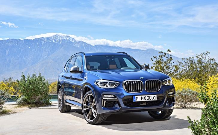 Yeni BMW X3 1,6 litrelik motorla geliyor