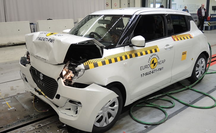 Euro NCAP'te hala sürpriz var