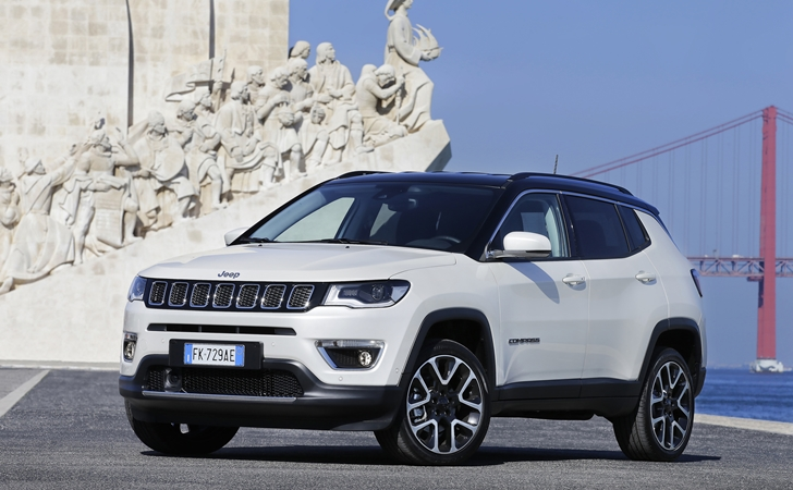 1,6 litrelik dizelle geliyor: Yeni nesil Jeep Compass